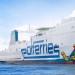 2 200 m przestrzeni ładunkowej dla ciężarówek – nowy prom na trasie Ystad – Świnoujście